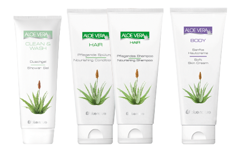 Aloe Vera Hair + Body Set